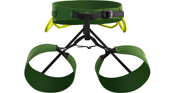 Arc'teryx FL-365 - Arnés de escalada - S verde